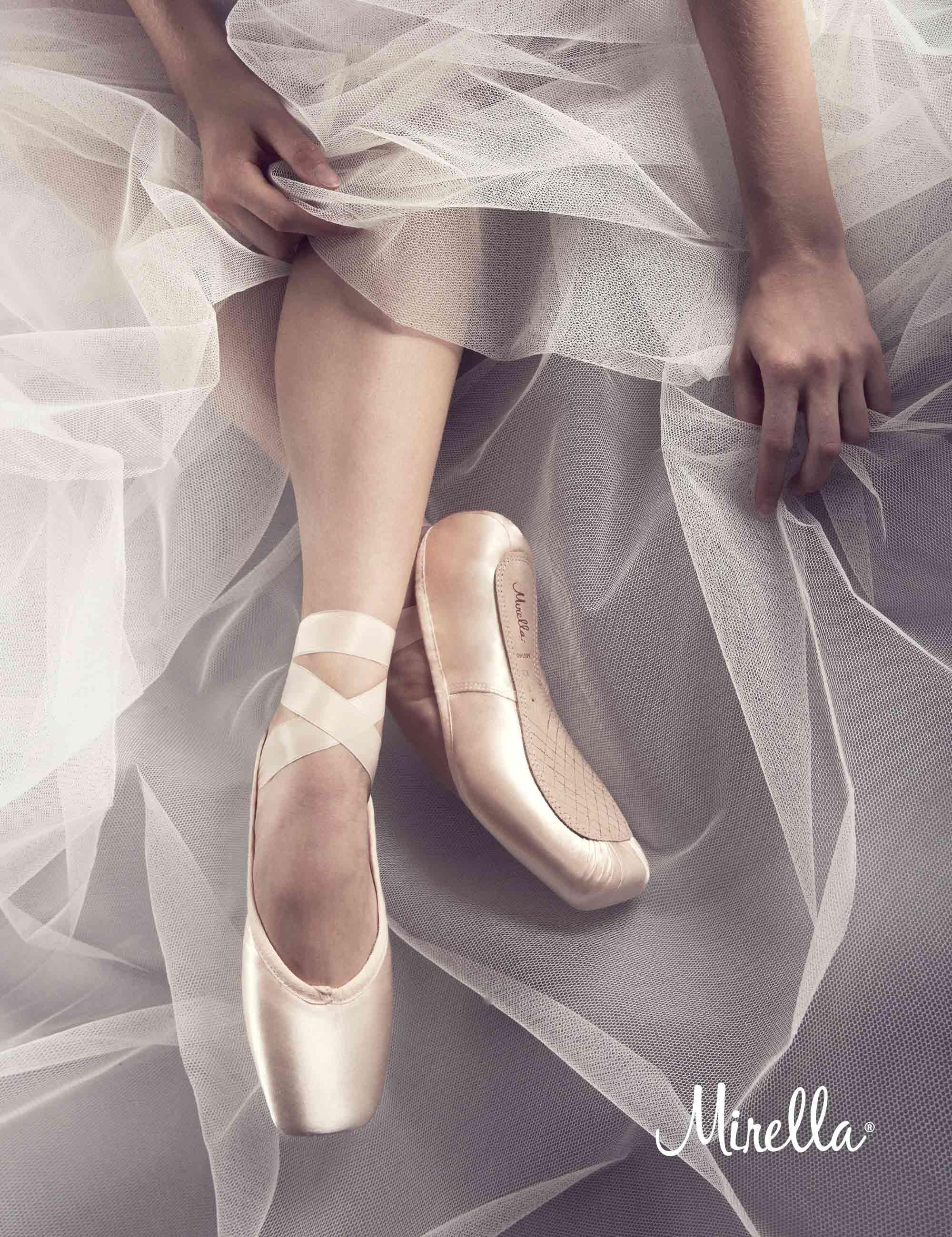 Mirella Whisper Pointe Shoe