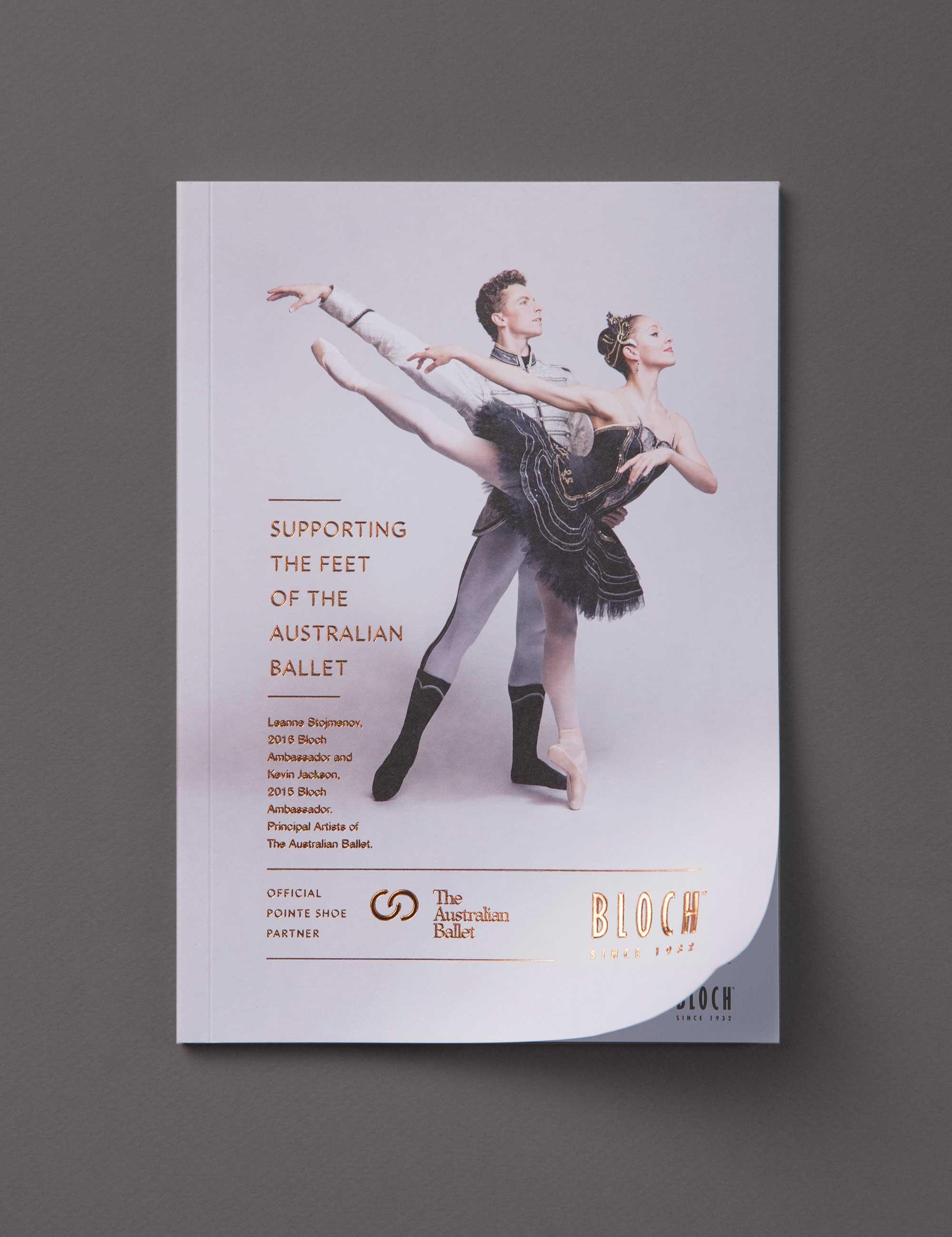 The Australian Ballet Notebook