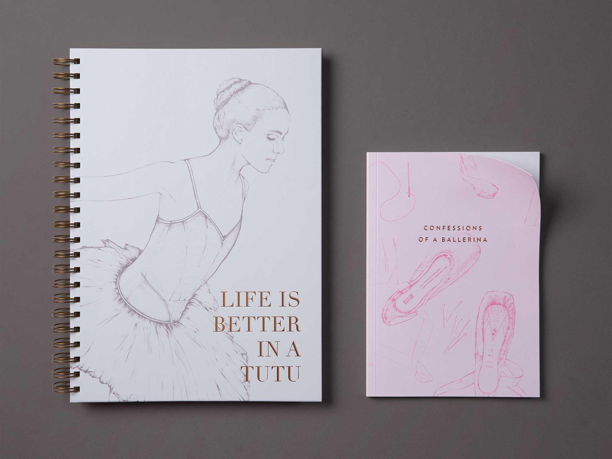 Ballet Notebooks